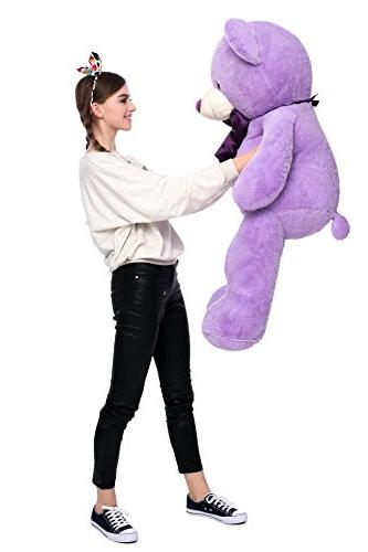 Misscindy Giant Plush for Girlfriend Kids inch,