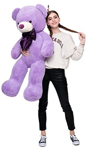 Misscindy Giant Plush Stuffed for Girlfriend inch,