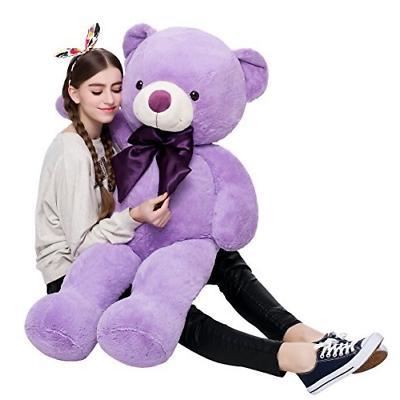 giant teddy bear plush stuffed