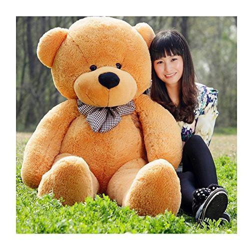 giant teddy bear stuffed animal