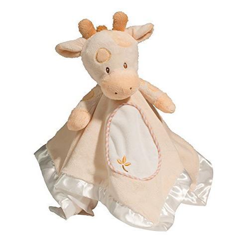 Douglas Giraffe Lil SNUGGLER Plush Animal Baby Blankie Blank
