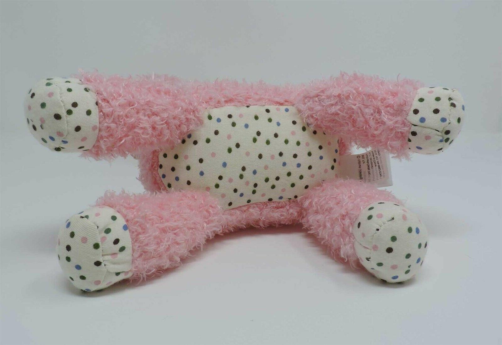 Hallmark Giraffe Pink Polka Soft Eyes Toy Animal