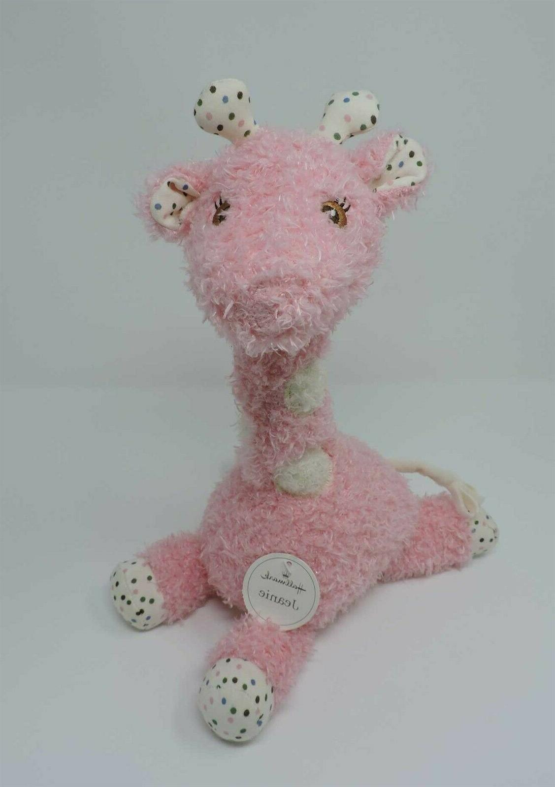 Hallmark Pink Soft Animal