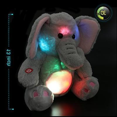 Animals Cozy Soft Toys, Night Companion Gifts