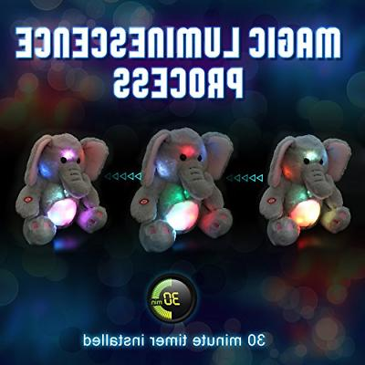 WEWILL Elephant Toys, Night