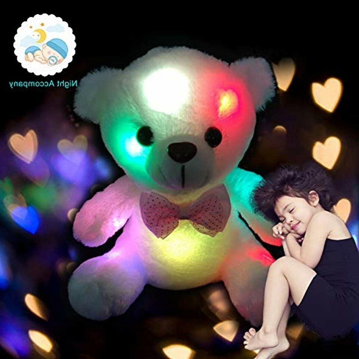 WEWILL Glow with Night Stuffed