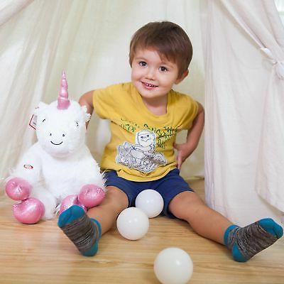 Glow Unicorn Nightlight Stuffed Ultra Plush Teddy Toy