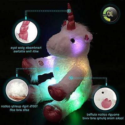Glow Nightlight Plush Toy