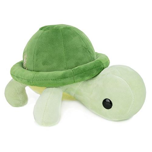 green turtoise stuffed animal plush