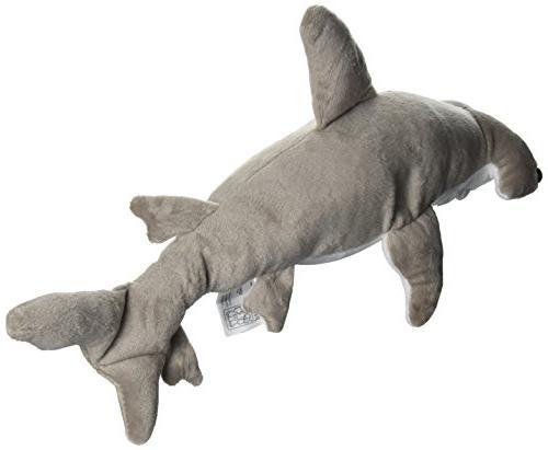 "Fiesta Toys Hammerhead Head Shark Animal, 16""/Large"