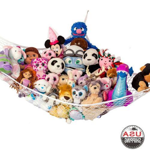 Hammock Toy Stuffed Animals White