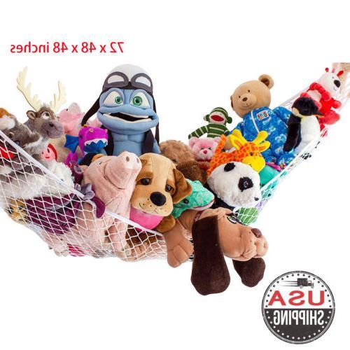 hammock toy net organizer stuffed small animals