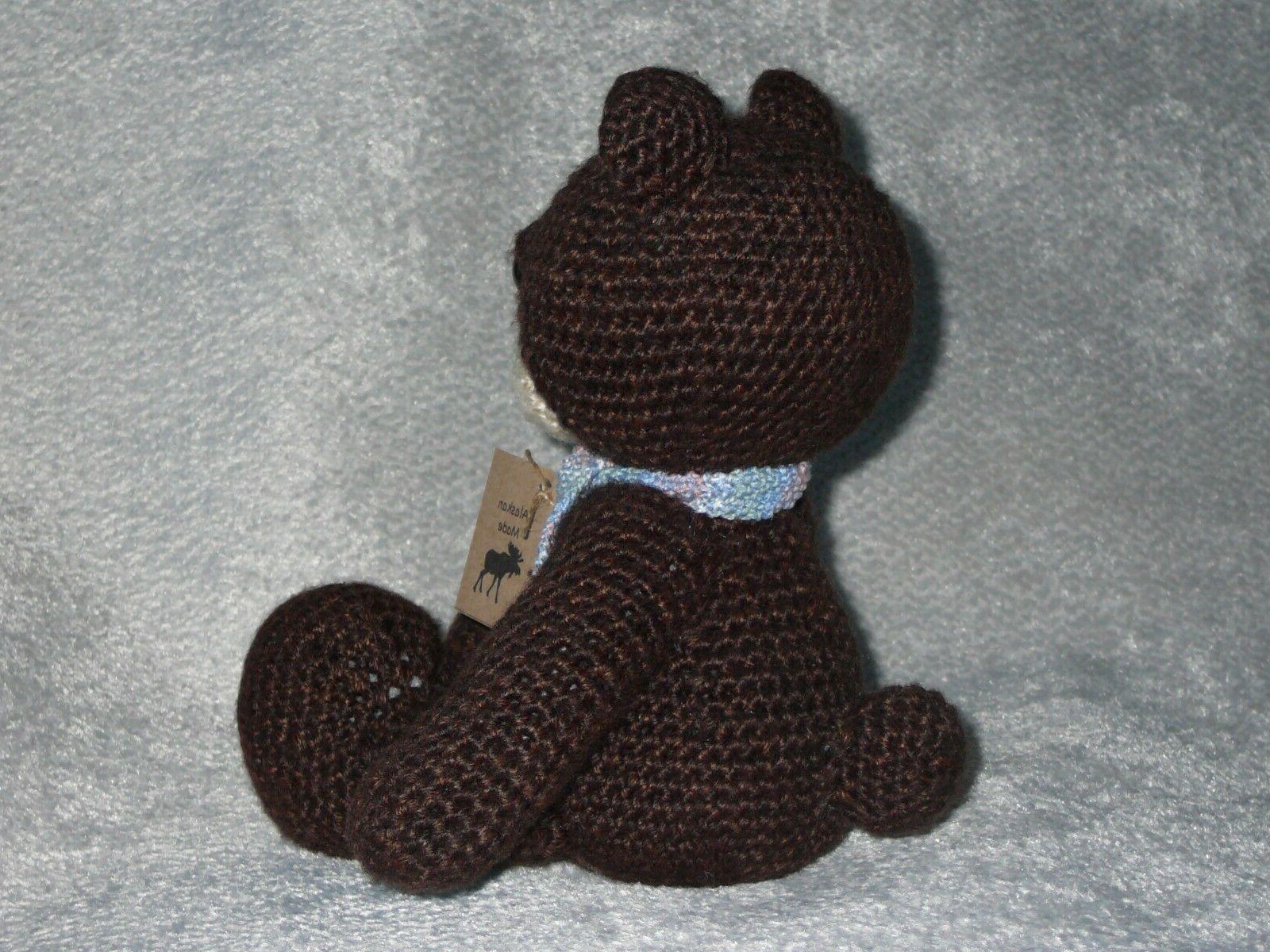 Hand Teddy Hand in Alaska Stuffed Animals