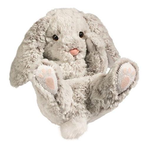 handful gray bunny