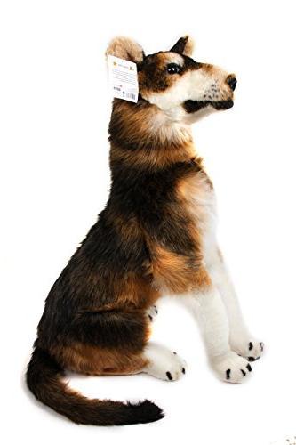 VIAHART The Husky | Big Animal Giant Big Snow Dog | | Toys