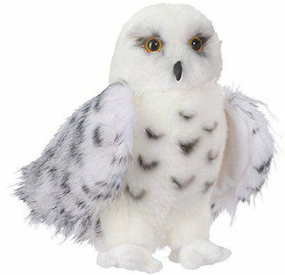 Harry Potter Owl Wizard Snowy Toy Stuffed Animals Ultra Soft