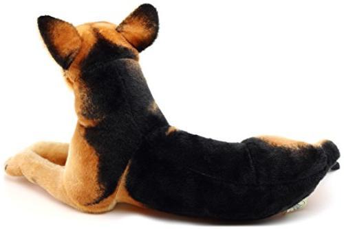 Hero the   Stuffed Animal Plush Dog By