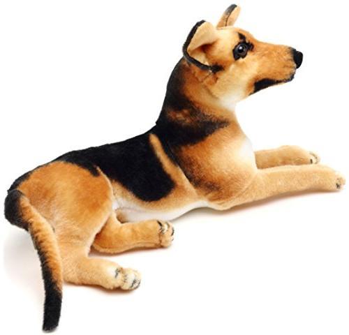 Hero   19 Animal Plush Dog By Tale Toys