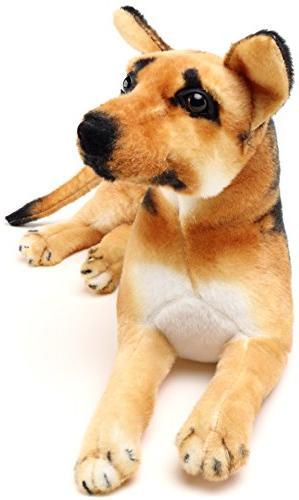 Hero the German   Inch Stuffed Animal By