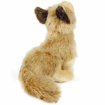 Hester the   8 Animal Plush Dog By Tiger