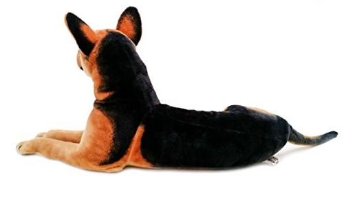 VIAHART Hilde The German Shepherd 3 Dog | from Texas | Tale Toys