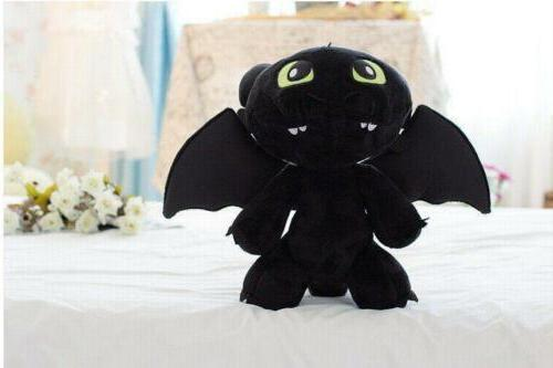 How Train Dragon Toothless Night Stuffed Animal Plush Doll