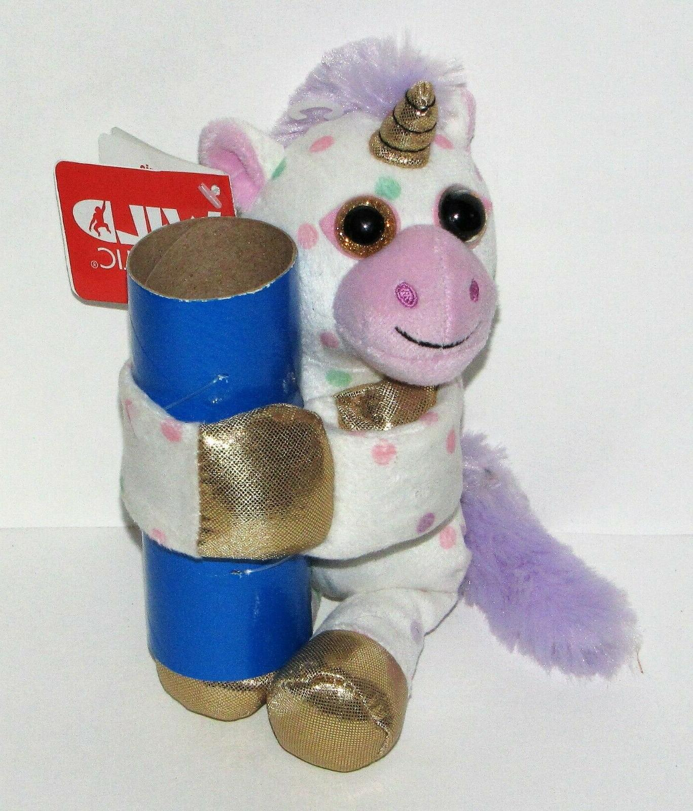 Best Stuffed Animals For Boy, Wild Republic Huggers Unicorn Plush Slap Bracelet Stuffed