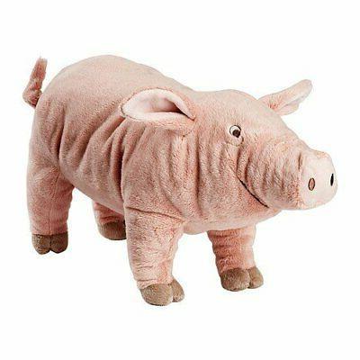 ikea pig hog farm stuffed animal childrens