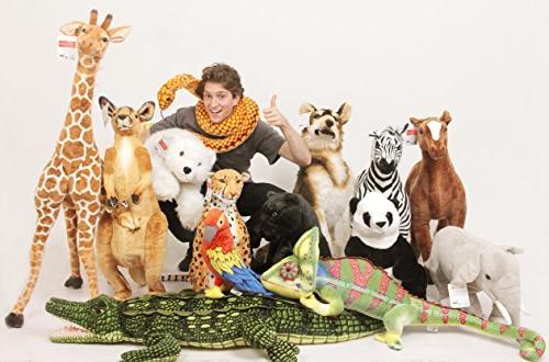 Jani Savannah Giraffe | 4 1/2 Plush Pennsylvania Tale