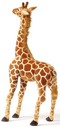 Jani Savannah | 4 Giant Stuffed Animal Pennsylvania | Tiger Tale Toys