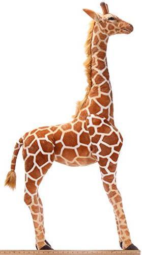 Jani Savannah Giraffe | Giant Stuffed Animal Jumbo Plush Shipping Pennsylvania Tale Toys