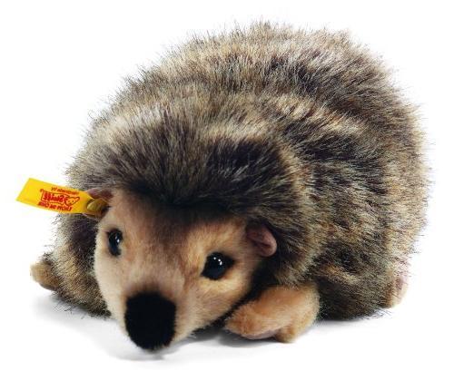 Steiff Joggi Stuffed Animal with Fur - Plush Toy or Mottled