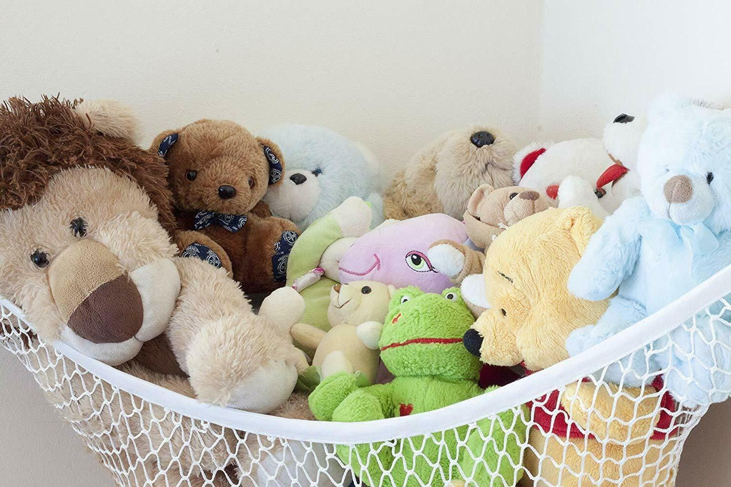 Stuffed Toys White