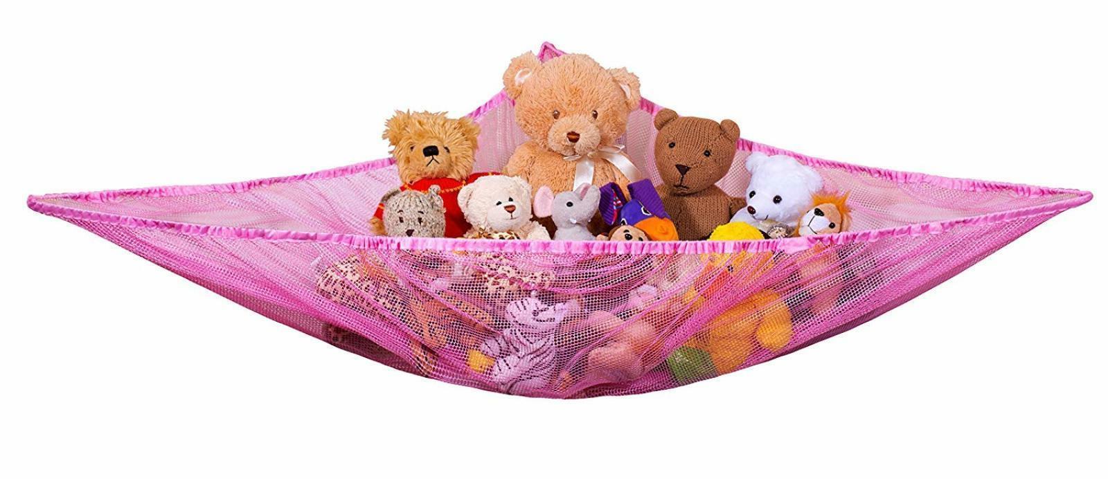 Jumbo Toy Hammock Organize stuffed animals or children's toy