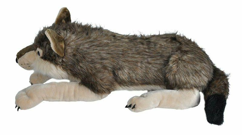 Jumbo Wolf Gifts Inches