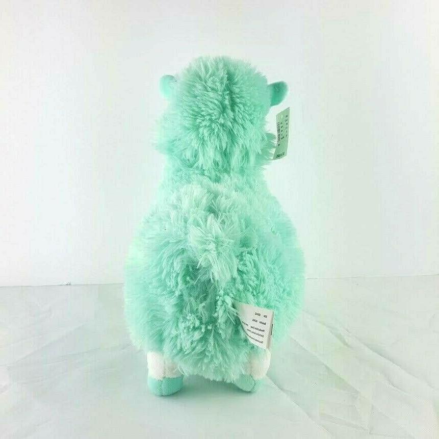 Justice Plush Llama Stuffed Animal NWT