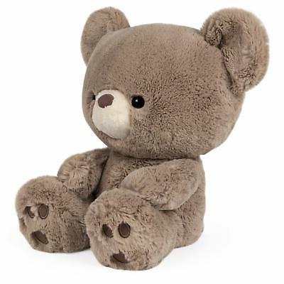 "GUND Kai Teddy Bear Plush Stuffed Taupe Brown, 12"""