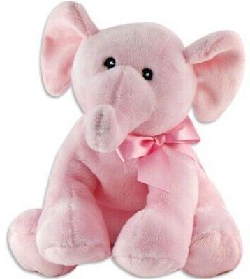 kelli plush elephant it s a girl