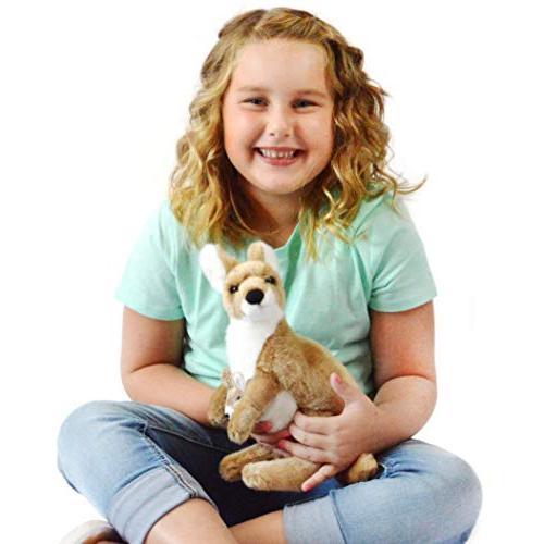 VIAHART Keswick The | 10 Inch Animal | by Tiger Toys