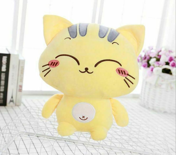 Kids Sweet Animal Plush Toy Sweet Cat