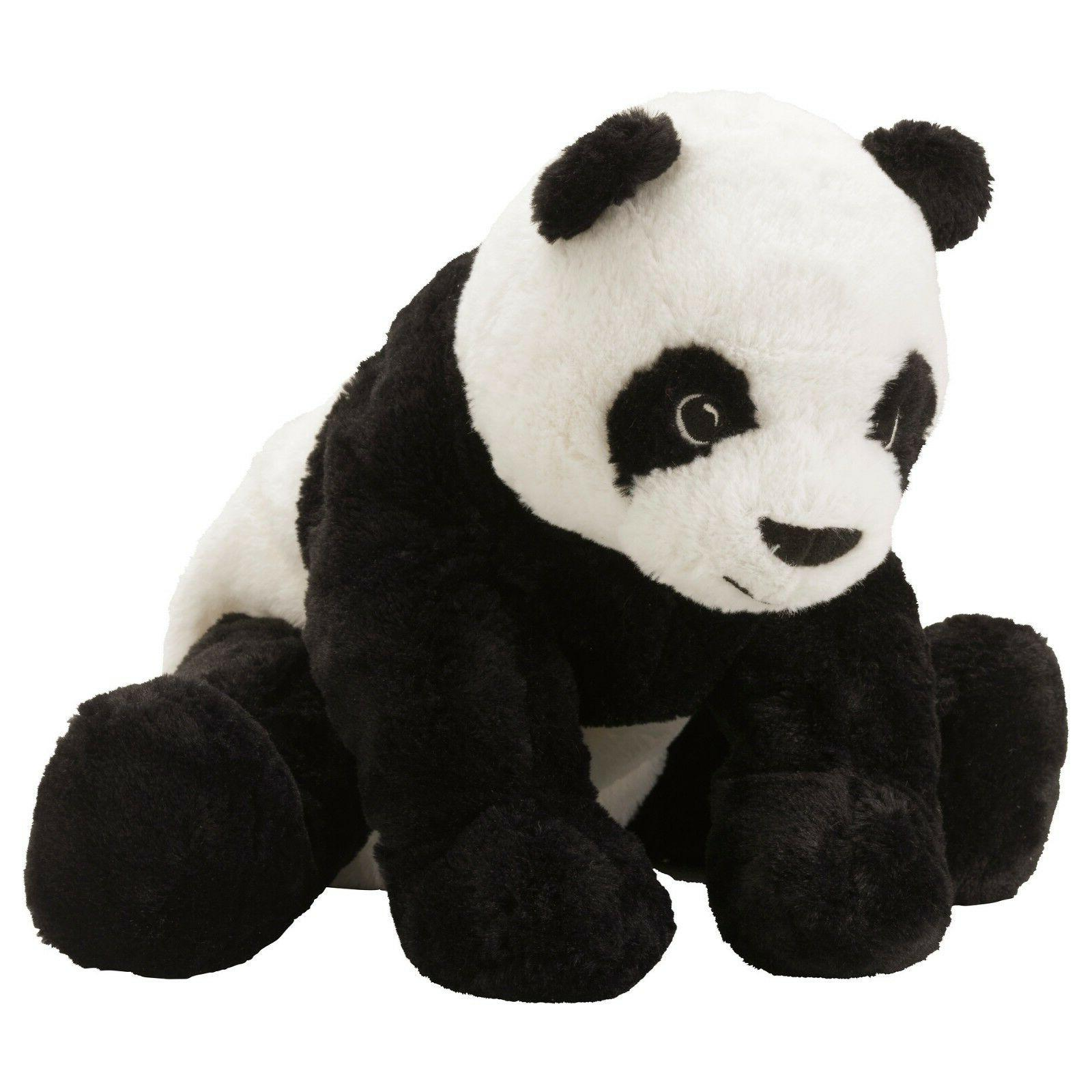 "IKEA Bear 12"" Stuffed Animal Kid Toy KRAMIG NEW GIFT idea"