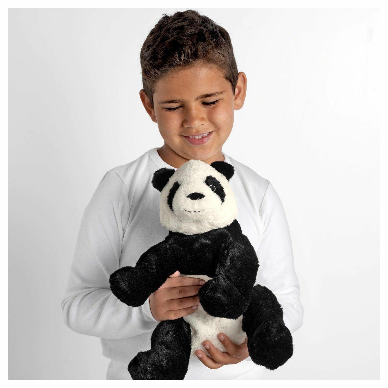 kramig panda teddy bear stuffed animal plush