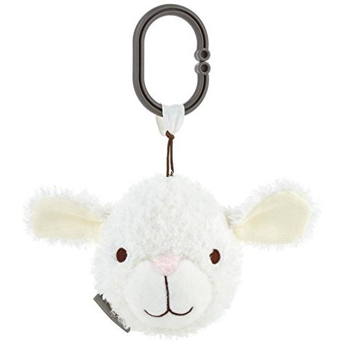 Hallmark Lamb Stuffed Animal Car Seat and Stroller Toy Baby /& Toddler Toys