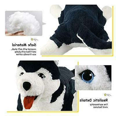 Houwsbaby Lifelike Stuffed Soft Plush Toy Cuddly