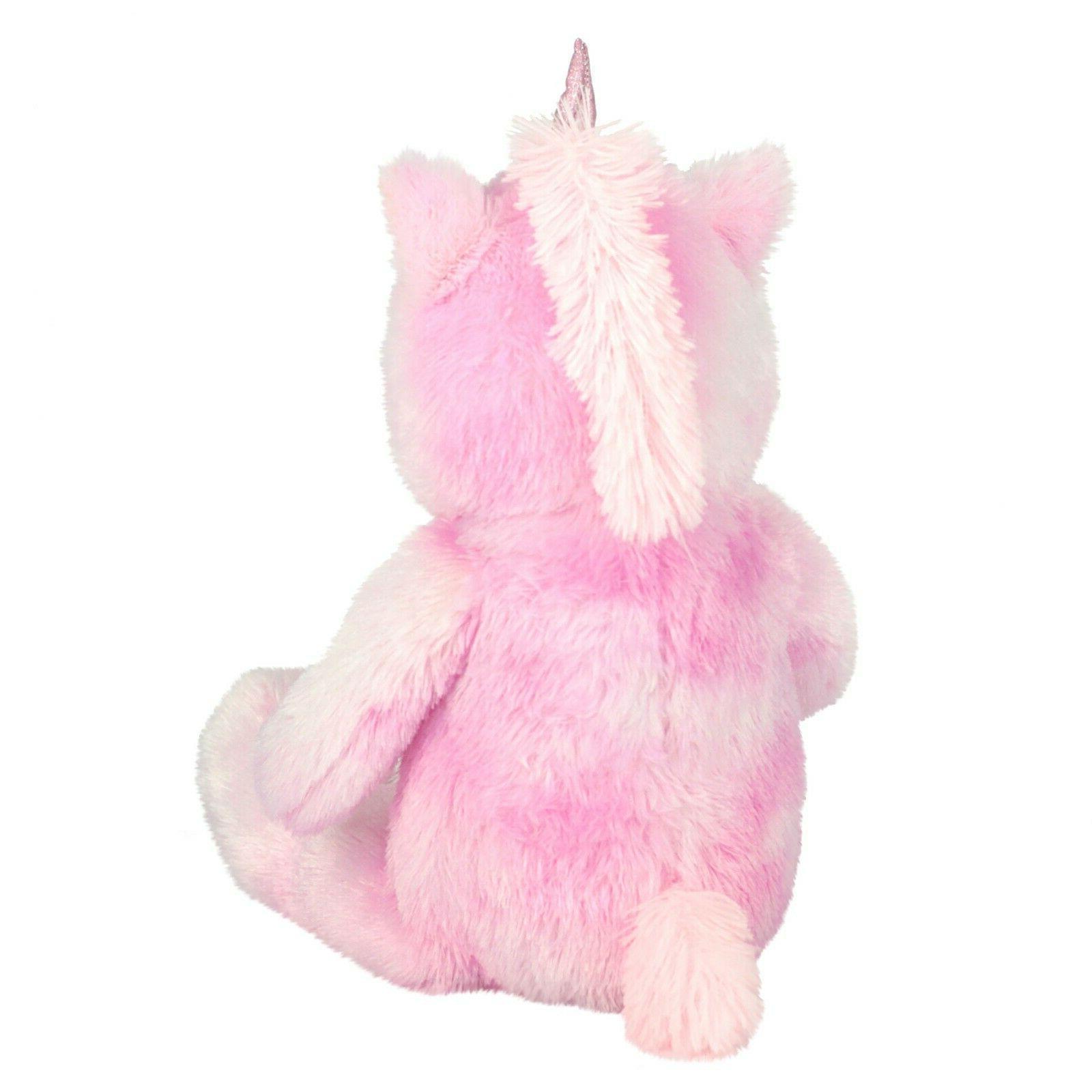 Large Unicorn Plush Animal Soft Easter