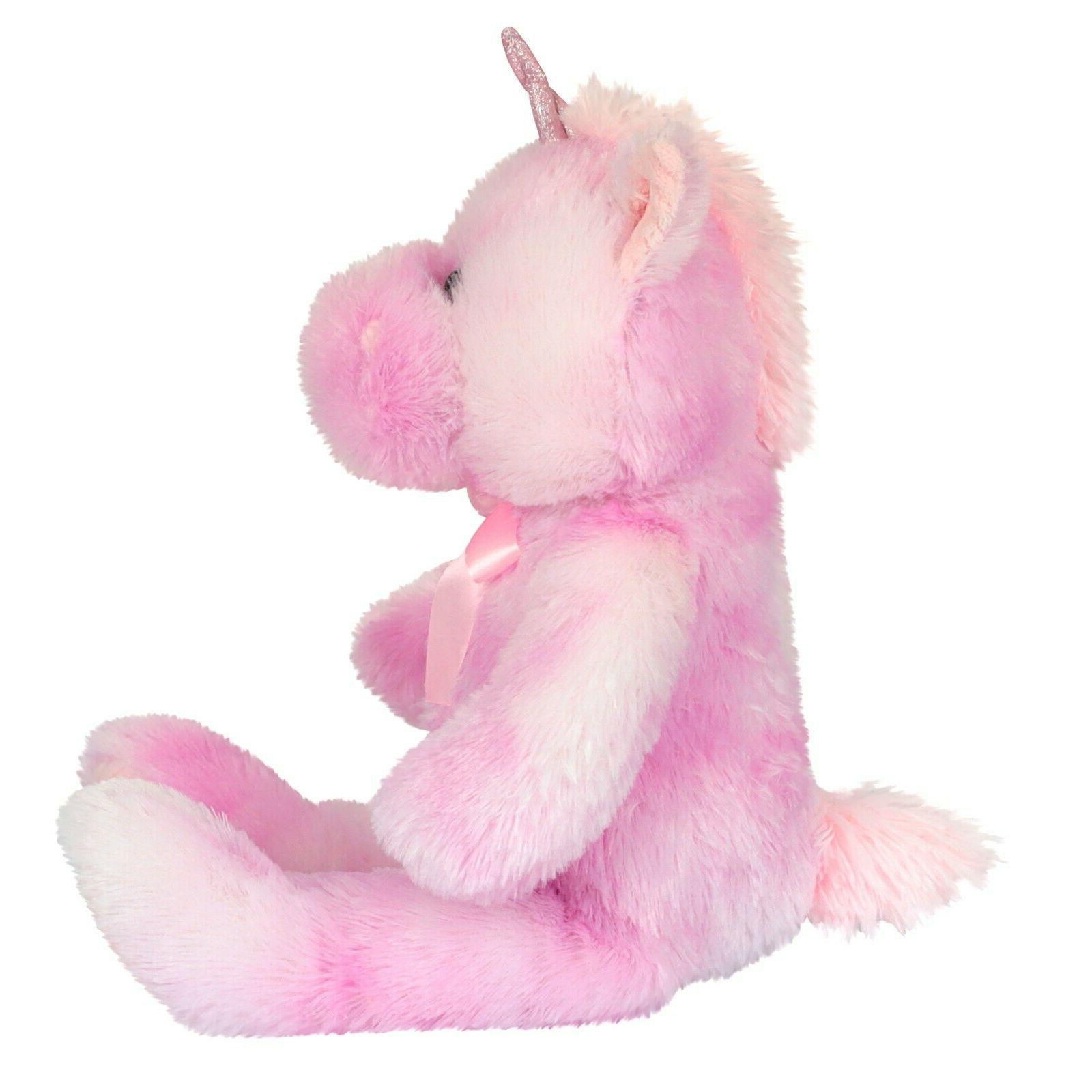 Large Unicorn Plush Stuffed Soft