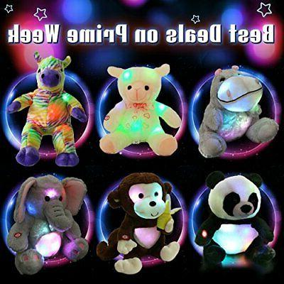 WEWILL Animals Rabbit Floppy Nightlight