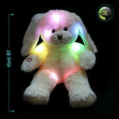 WEWILL LED Bunny Animals Rabbit Floppy Long