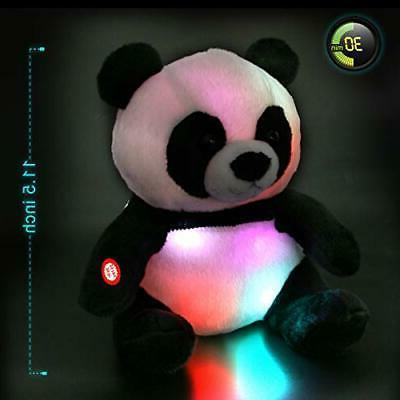 WEWILL LED Animal Toys, Light up Dark, Gift