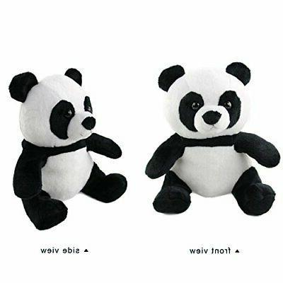 WEWILL Panda Stuffed Animal Soft Toys, up in Dark,